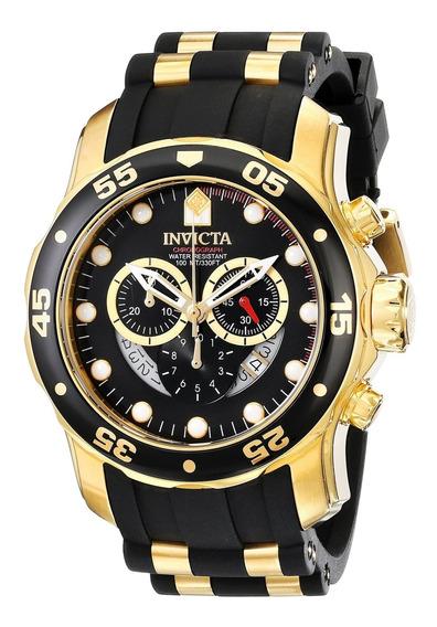 Relogio Invicta Scuba Pro Diver 6981