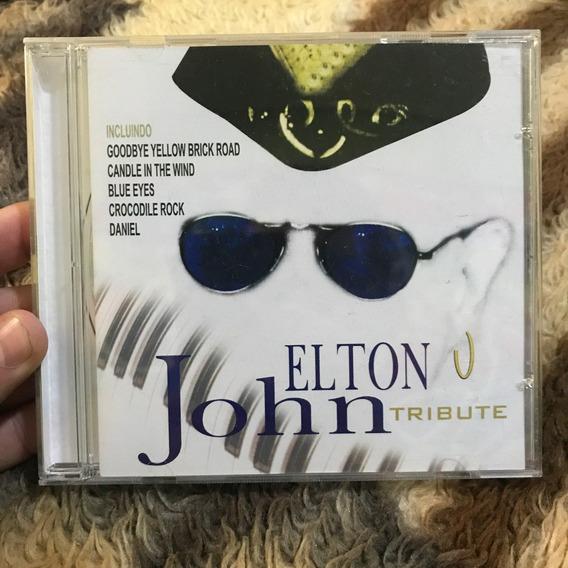 Cd Elton John - Tribute