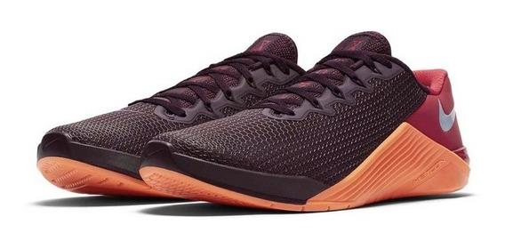 Tenis Para Crossfit Nike Metcon 5 Gym Envío Inmediato