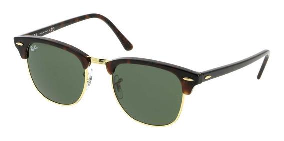 Gafas De Sol Ray-ban Rb 3016 W0366 Clubmaster 51/21