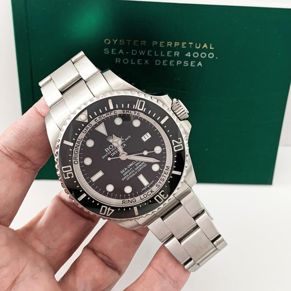 Rolex Sea-dweller Deepsea 44mm Completo