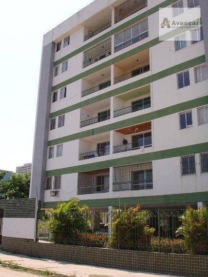 Apartamento Por Trás Do Bompreço Do Jangaista. - Ap0179