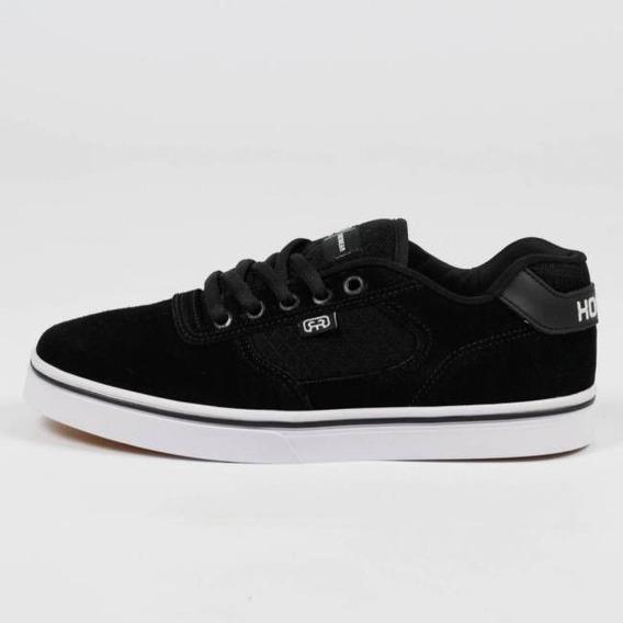 Tênis Hocks Skate Flat Lite Black/white Original Envio Já