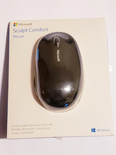 Mouse Bluetooth Microsoft Sculpt Comfort