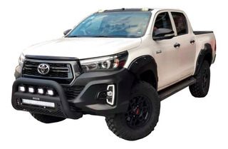 Defensa Delantera Conversion Trd Completa Hilux 2016 2019