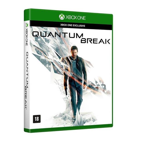 Quantum Break (mídia Física 100% Pt-br) - Xbox One