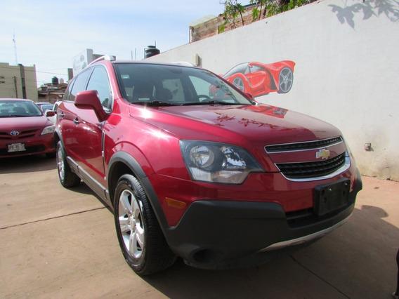Chevrolet Captiva 2015 1 Dueño Fac Original !!!