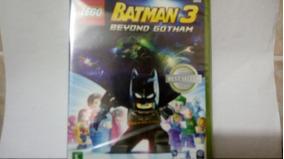 Lego Batman 3 Beyond Gothan Xbox 360 Mídia Física Lacrado Pt