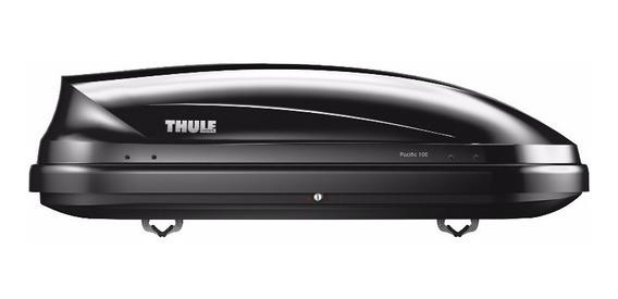 Thule Portaequipaje Thule Pacific 100 Negra Brillante 631155