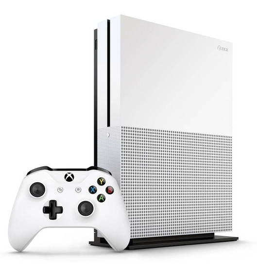 Kit Console Microsoft Xbox One S 1tb + Games Pass + Controle