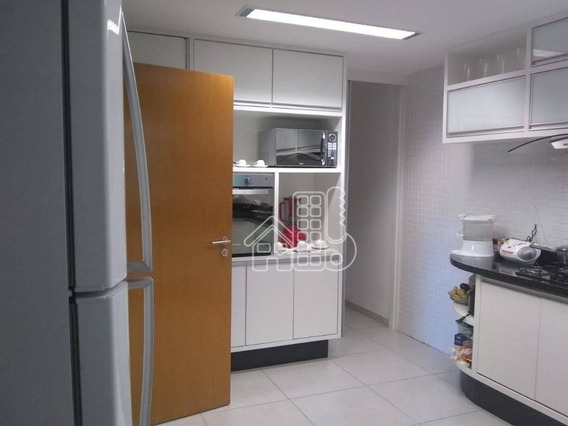 Casa Com 3 Dormitórios À Venda, 420 M² Por R$ 600.000,00 - Arsenal - São Gonçalo/rj - Ca1021