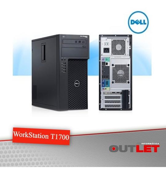 Dell Precision T1700 Mt Xeon E3-1245v3 3.40ghz 8gb 160gb Ssd