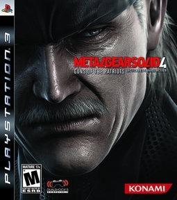 Juegos De Metal Gear Solid 4 Fisico Para Play 3