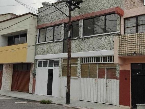 Rcr - 2012. Casa En Renta Colonia Granjas San Antonio En Iztapalapa