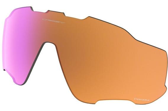 Lente Oakley Jaw Breaker Prizm Trail