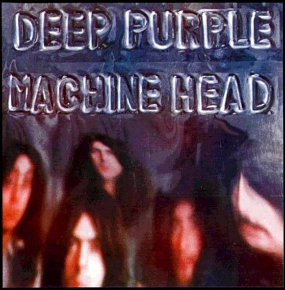 Deep Purple Machine Head Vinilo Lp Importado Nuevo