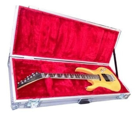 Flight Case Guitarra Stratocaster Telecaster Sg Les Paul Rg
