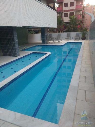 Apartamento Com 2 Dorms, Tupi, Praia Grande - R$ 399 Mil, Cod: 9173 - V9174