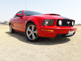 Ford Mustang 2006 4.6 Gt Euipado Piel At