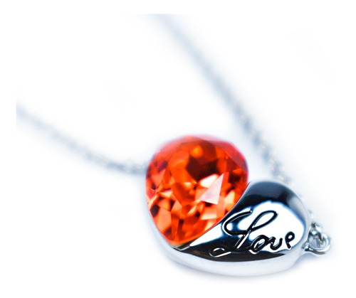 Collar Día De San Valentín Amor