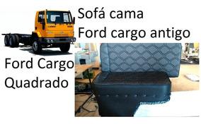 Sofa Cama (carona) Ford Cargo