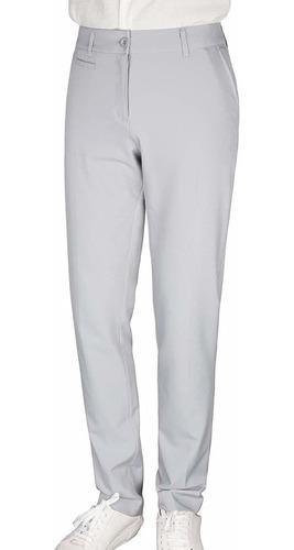 Bakery Pantalones De Golf Para Mujer Elasticos Rectos Mercado Libre