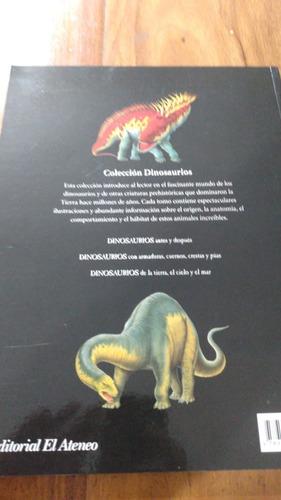 Libro Dinosaurios Herbivoros Y Carnivoros Solo Envios Mercado Libre Conoce cómo cazaban, cuál era su alimentación, los más grandes y peligrosos, al detalle. mercado libre