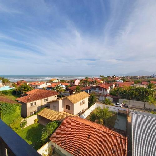Cobertura Com 4 Dormitórios À Venda, 108 M² Por R$ 500.000,00 - Convento Velho - Peruíbe/sp - 15737