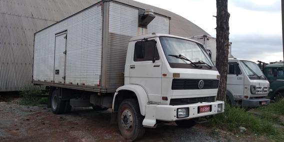 Caminhão Vw12.140h Bau / Aceito Troca (sob Avaliação)
