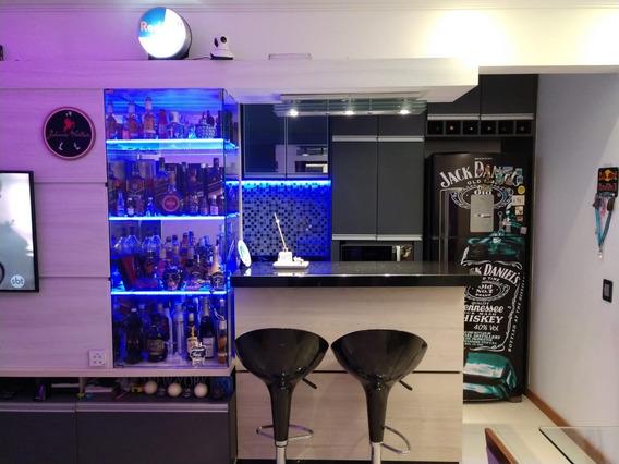 Apartamento No Bairro Glória | 02 Dormitórios | Semi-mobiliado | Fácil Acesso A Br 101 - Sa01445 - 68072040