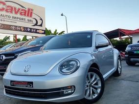 Volkswagen Beetle 2.5l 5 Cilindros Gris 2015