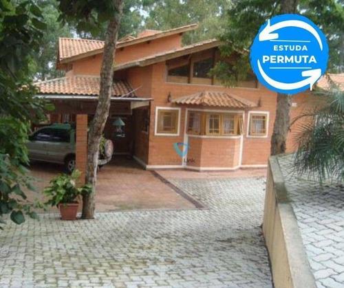 Casa Nova Paulista - 210 M2 - 3 Suítes - 18 Vagas - Jandira - São Paulo - Ca0839