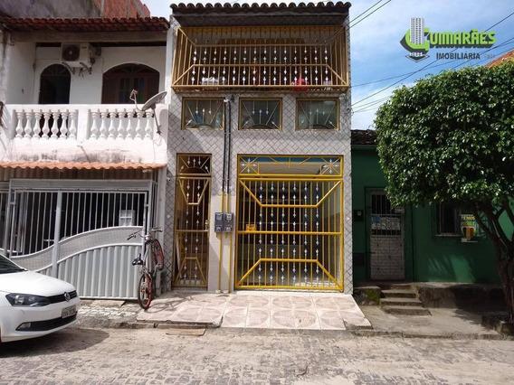 Apartamento Com Varanda, 2 Dormitórios Com Suite - Bonfim - Ca0230