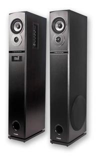 Parlantes Bluetooth Noga Neptuno 90w Karaoke Usb Sd Fm 2mic
