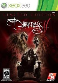 Jogo The Darkness 2 Edição Limitada Lacrado Xbox-360