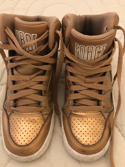 Nike Force Bronce