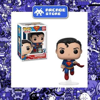 Funko Pop - Dc - Superman 251 80th Anniversary