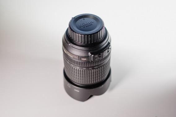 Lente Nikon 18-105 3.5-5.6 (leia A Descrição)