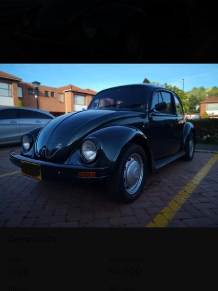 Volkswagen Escarabajo Escarabajo 1.600cc