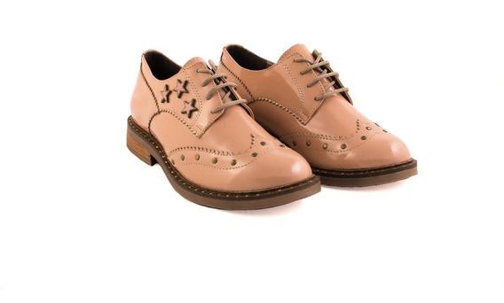 Zapato Viamo Belana Cuero Mujer