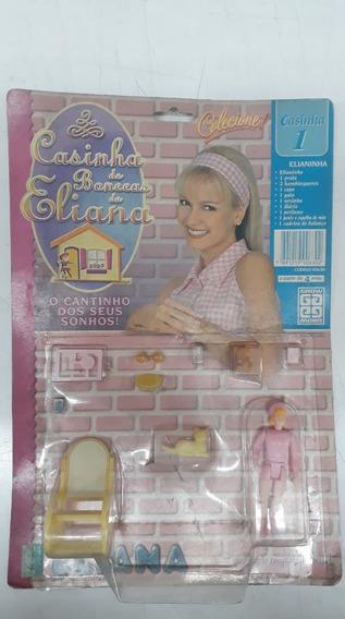 Casinha De Bonecas Da Eliana - Casinha 1 - Elianinha