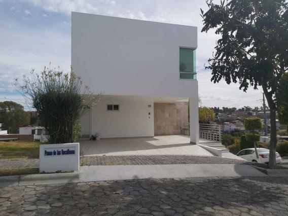 Se Renta Hermosa Casa En Lomas De Angelópos I