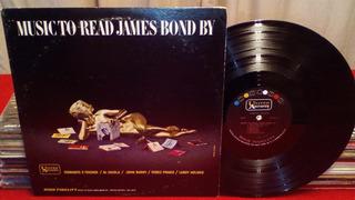 Disco Vinilo Lp 007 : Music To Read James Bond By