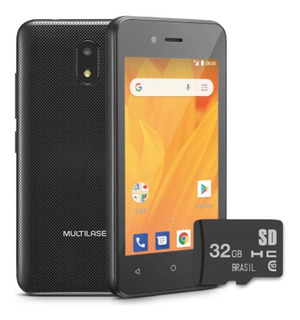 Smartphone Ms40g Android 8.1+micro Sd 32gb Multilaser - P90