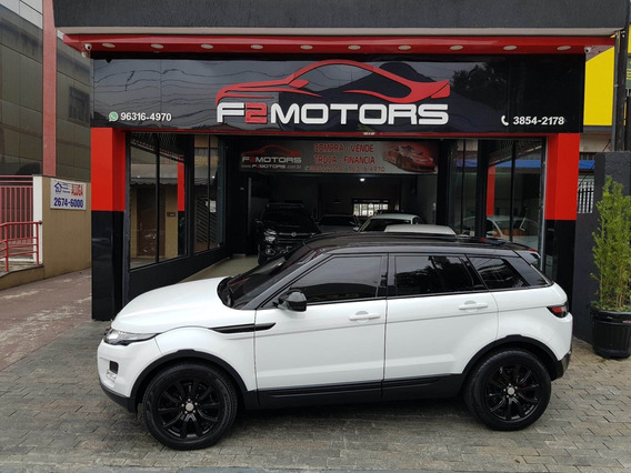 Land Rover Evoque 2013 2.0 Pure 4wd 16v Oportunidade