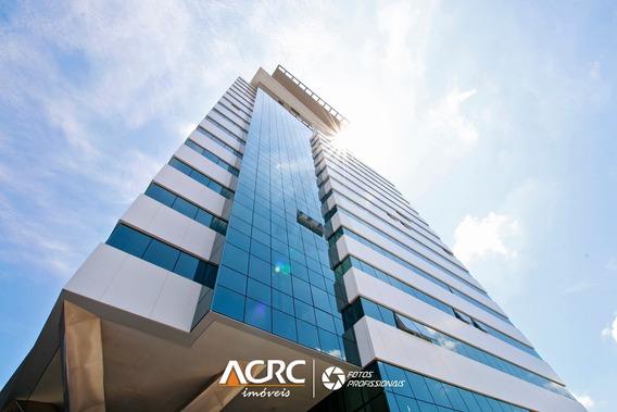 Acrc Imóveis - Sala Integrada Com 90m² Privativos Para Locação No Bairro Velha - Sa00574 - 34908565