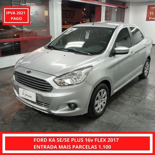 Ford Ka Se/se Plus 2017