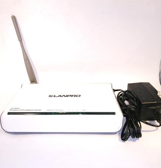 Router Inalambrico Marca Lanpro