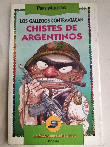 Libro Chistes De Argentinos Pepe Muleiro