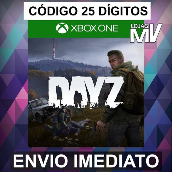 Dayz Xbox One Codigo De 25 Dígitos